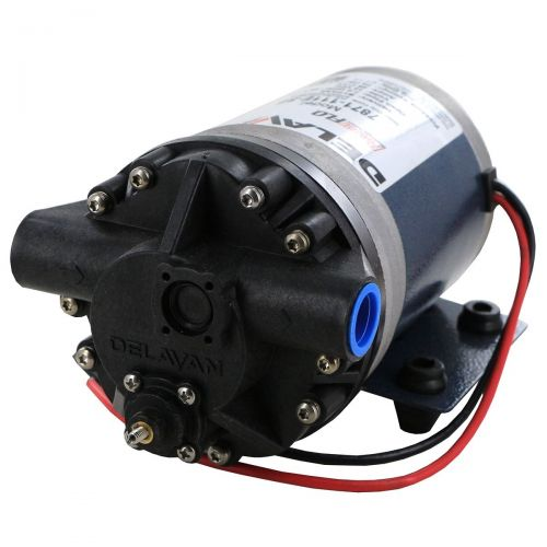 Delavan 7871-111E FatBoy 3 Diaphragm Pump with bypass mode. Bypasses excess flow within the pump.