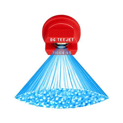 DG11004VS Flat Fan Spray Pattern