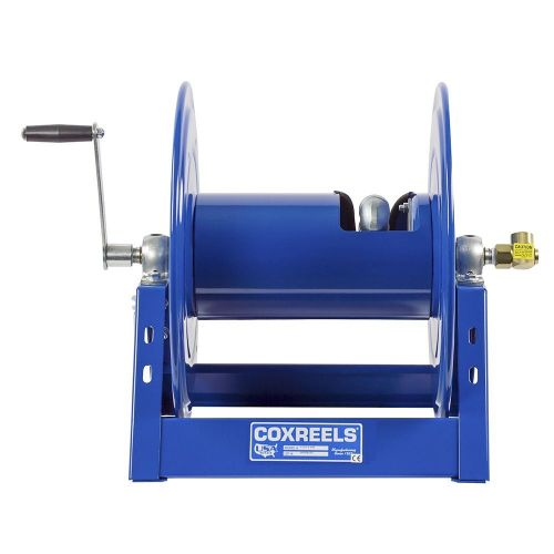 Made with strong steel material with chip-resistant CPC blue powder coated finish.