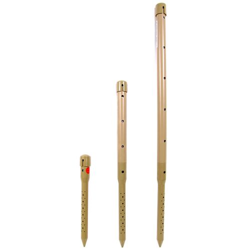 All three sizes - 14, 24 or 36 inch spike.