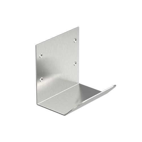 Hands-Free Foot-Operated Hygienic Door Opener H435 - Stainless Steel Foot Pull