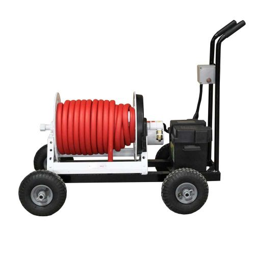 Greenhouse Power Reel & Cart