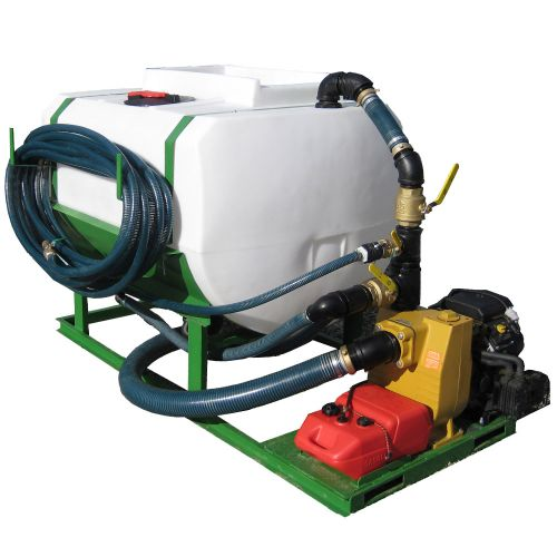 Turbo Turf HS-300 Xpw Skid Mounted Hydro Seeding System