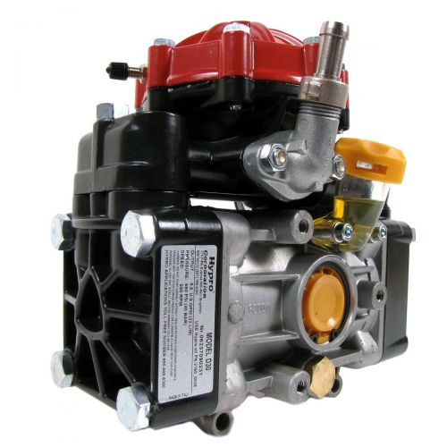 D30 Pump, pictured without the gearbox or shaft adapter.