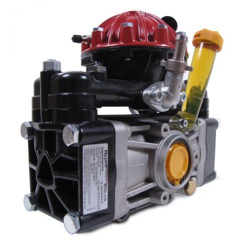 The Hypro D50 Twin Diaphragm Pump.
