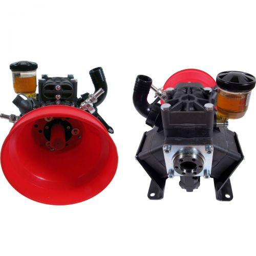 Hypro D813 Diaphagm Pump / Tree Spraying Pump. Not just for tree spraying, it is used in many agricultural and landscaping applications.