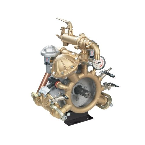 Come IDS1000 High Pressure Three Diaphragm Pump.