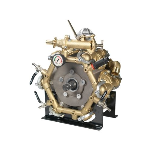 Comet IDS2200 High Pressure Six-Diaphragm Pump.