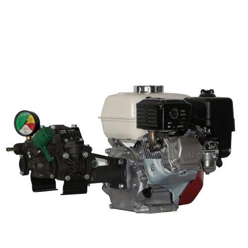 UDOR IOTA 20 and Honda 5.5 hp Engine Assembly