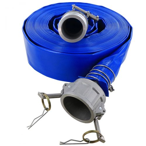 This is the Lay Flat Discharge Hose 85.400.85.