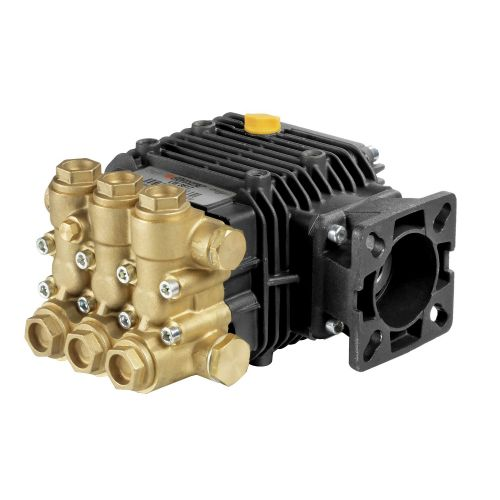 """Comet LWD Series Industrial Triplex Plunger Pumps with 3/4"""" hollow shaft."""