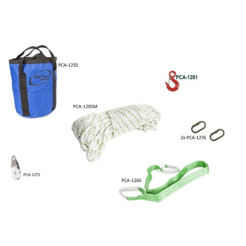 Portable Winch PCA-1003 Pulling Accessories Kit.