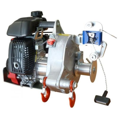 PCH1000 Gas-Powered Portable Lifting/Pulling Winch.