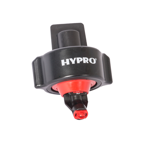 The optimum droplet sizes produced by these 3D nozzles provide superior coverage in agricultural spraying applications.