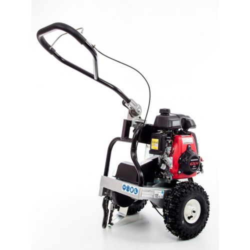 Increase productivity when burying electrical wires or cables around your yard with the Wire Burying Machine. Great for robotic lawn mowers and electronic dog fences (eg. the invisible dog fence).