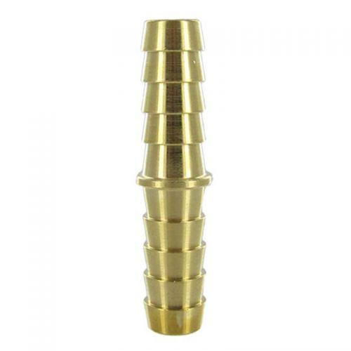 Solid Brass Splicer / Hose Mender.