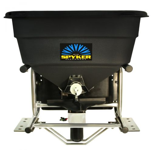 Spyker 120 lb. Electric Vehicle-Mounted 12V Spreader