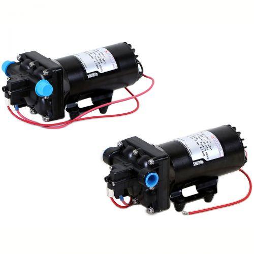 Shurflo 5000 Series Demand Pumps.
