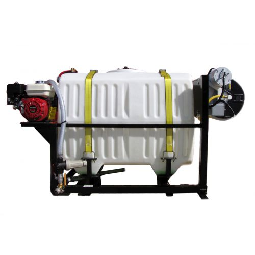 Rittenhouse 200 US Gallon Skid Mount Sprayer.