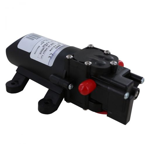 Shurflo SLV10-AA41 Automatic-Demand Diaphragm Pump.