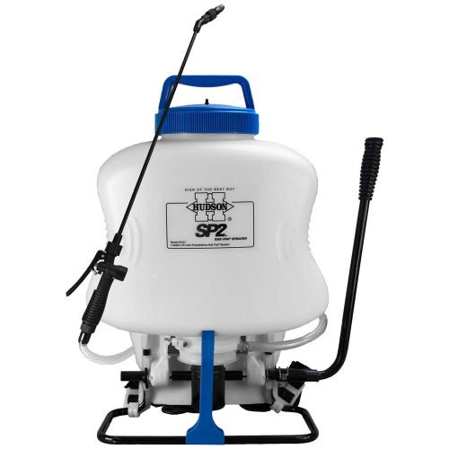 New and improved SP2 Backpack Sprayer by Hudson.