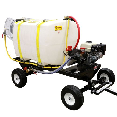 100 Gallon 4 Wheel Utility Sprayer