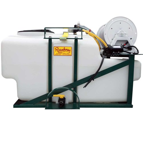 All new Electric Space Saver Sprayer - 200 US Gallon model.