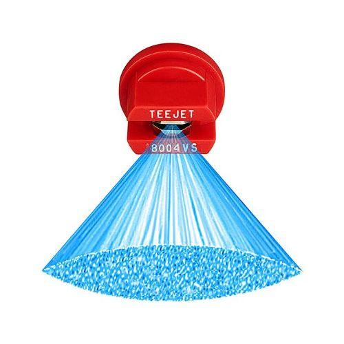 Teejet VisiFlo Nozzle TP8004VS in action