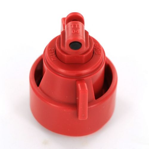 Turbo TeeJet TTI11004VP-CE Induction Spray Nozzle with Quick TeeJet Cap and gasket.