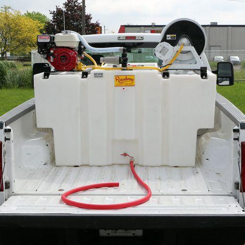 Unifit Lawn Sprayer - versatile, space saver.